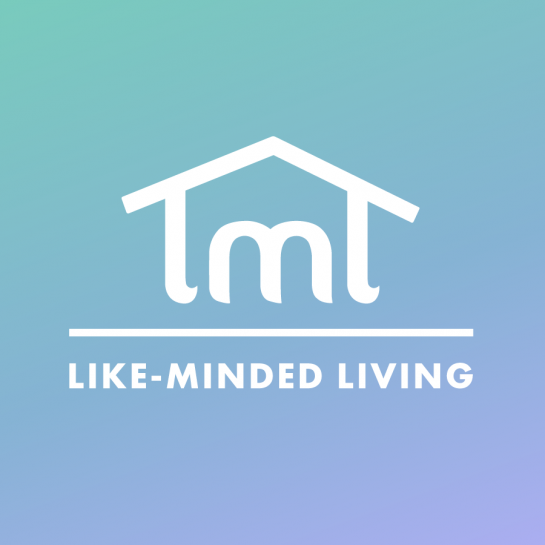 Like-Minded living logo